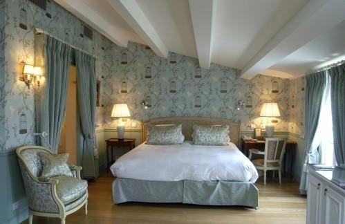 Hotel de Toiras - Room