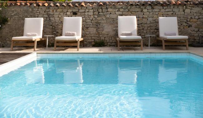 Hotel de Toiras - Piscine