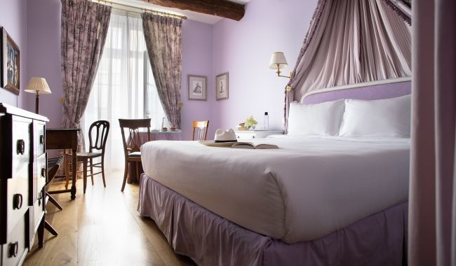 Hotel de Toiras - Deluxe Room