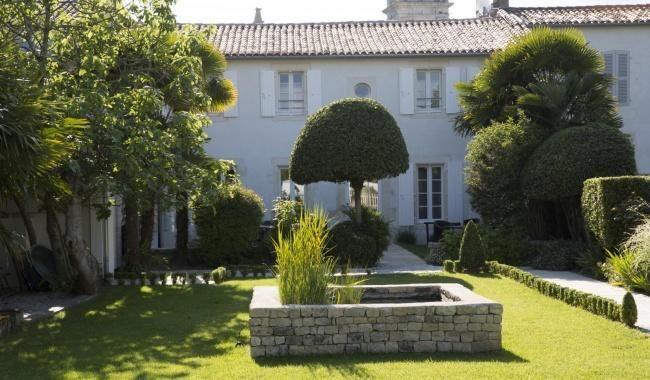 Hotel de Toiras - Jardin